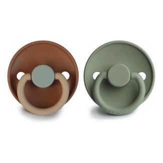 FRIGG Set/2 color safari/sage T2