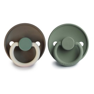 FRIGG Set/2 color hudson bay/lily pad T2
