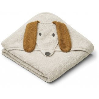 LIEWOOD Badcape dog sandy