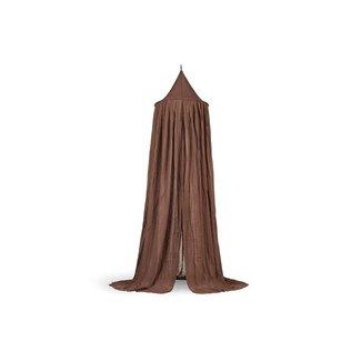 JOLLEIN Klamboe vintage chestnut 245 cm