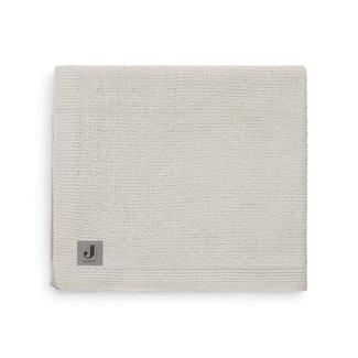 JOLLEIN Dekentje 100x150 cm bliss knit nougat