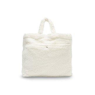 JOLLEIN Verzorgingstas luiertas teddy cream white
