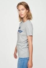 Zoe Karssen Loose fit T-shirt-modal FW181031