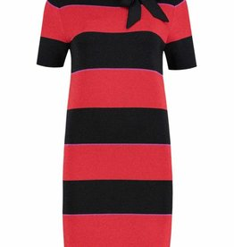 Nikkie Jolien Stripe Bow Dress N7-5641805