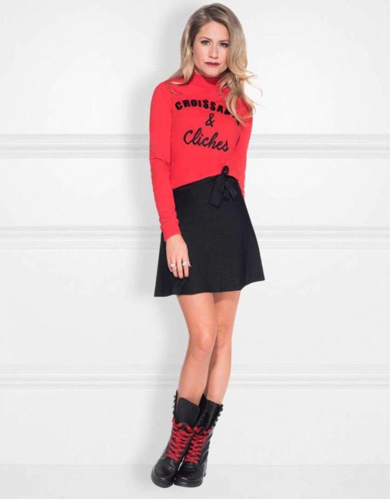 Nikkie Skylar Bow Skirt N7-5671805