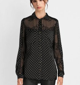 Guess LS Carla Shirt W84H62W3TO0