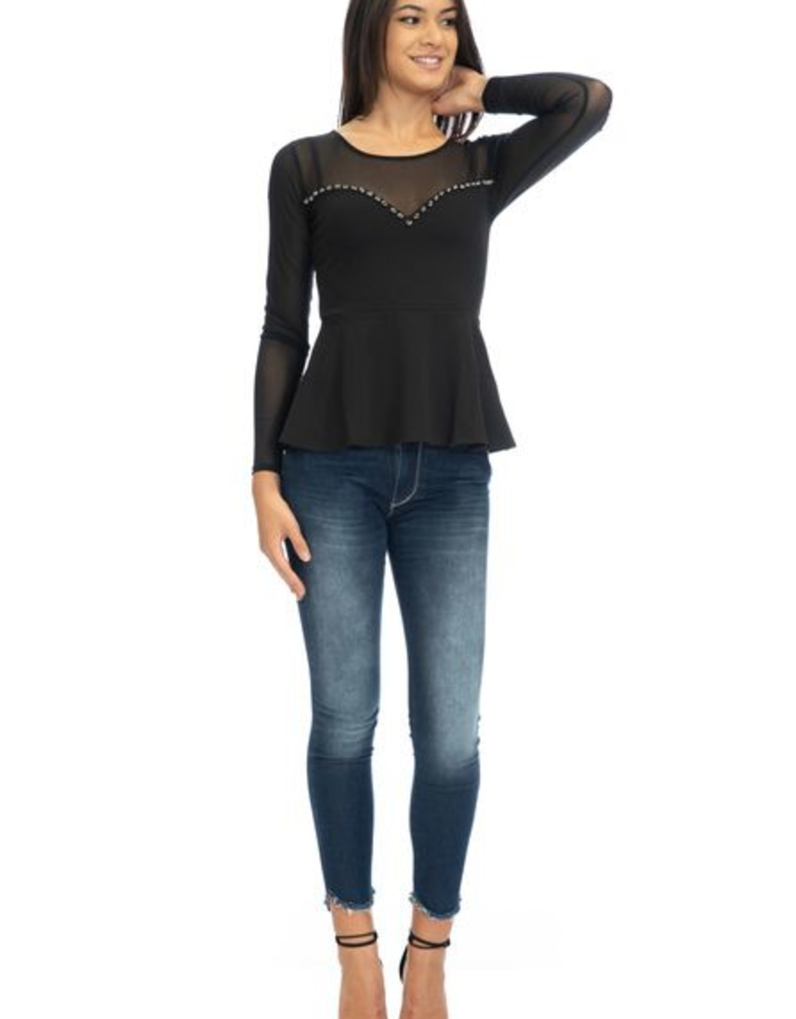 Guess Candice Top W84P53K4YL0