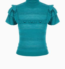 Elisabetta Franchi Women's knitted Top MK24L86E2