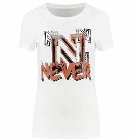 Nikkie Never Logo T-Shirt N6-0651902
