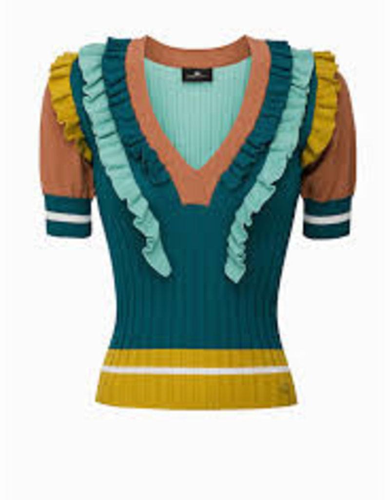 Elisabetta Franchi Women's Knitted Sweater MK31S92E2