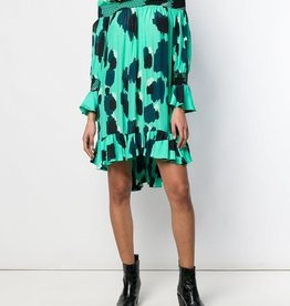 Just Cavalli Dress Variant Green S04CT0846-N39267