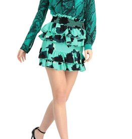 Just Cavalli Dress Green Variant S04CT0836-N39272