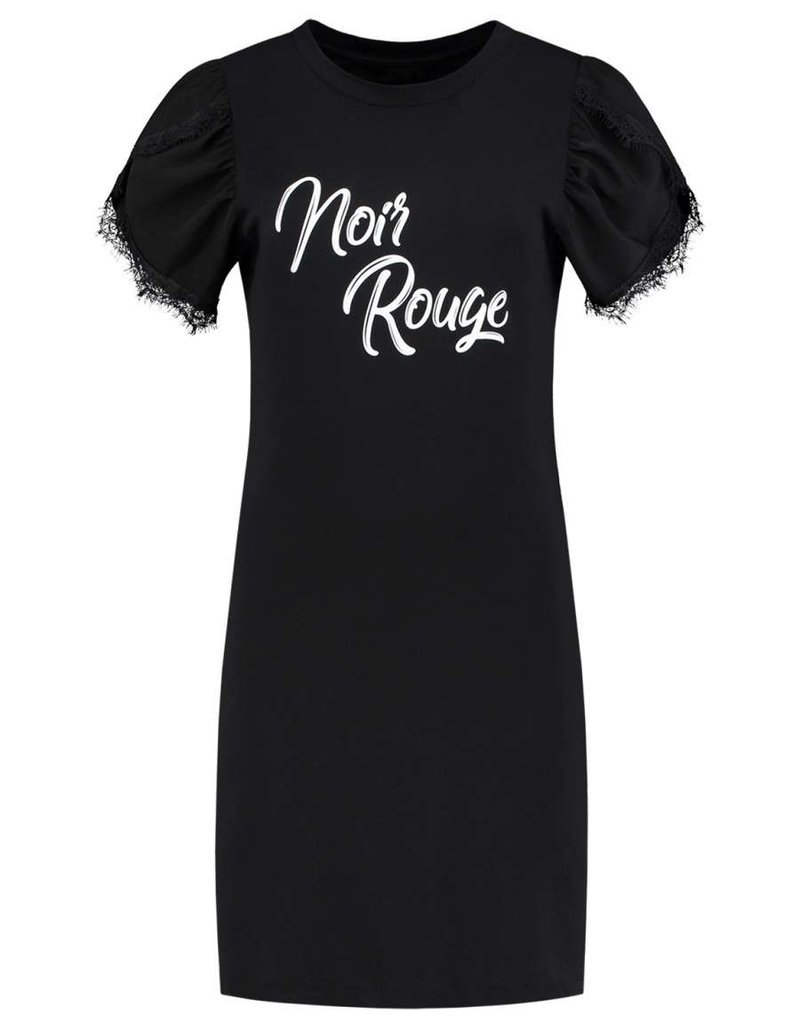 Nikkie Noir Rouge Tee Dress N5-1221902