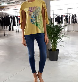 Just Cavalli T-Shirt Lemon Drop S04GC0318-N21372