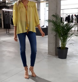 Just Cavalli Blouse Lemon Drop S04DL0218-N38443