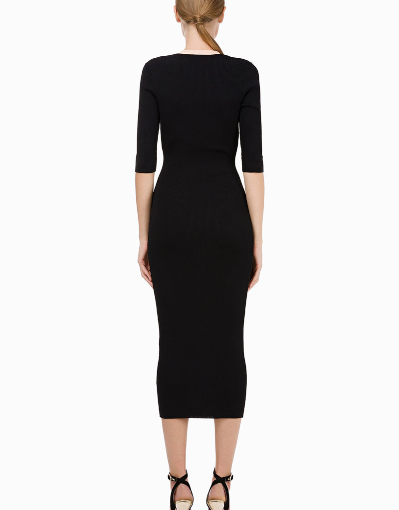 Elisabetta Franchi Women's Knitted Dress AM34B92E2
