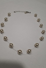 About accessories Dames parelmoer ketting