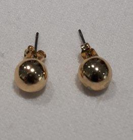 About accessories Goudkleurig oorbellen