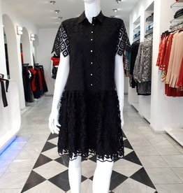 Just Cavalli Dress Black S04CT0884-N39265