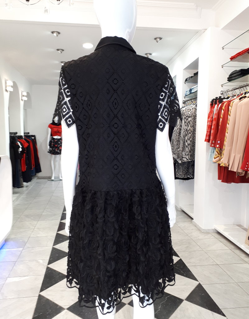 Just Cavalli Dress Black S04CT0884-N39265