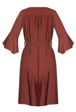 Miss Miss Rust brown Dress CFC0042031004