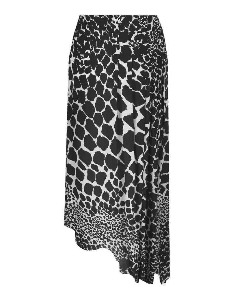 Miss Miss  Printed Skirt CFC0042039004