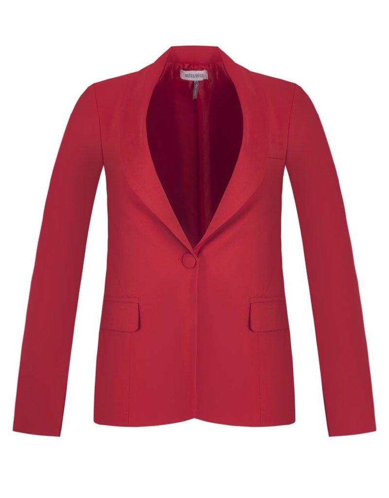 Miss Miss Red Blazer CFC0042024004