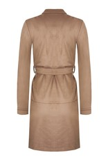 Miss Miss Suede Look  Dress CFC0041893004