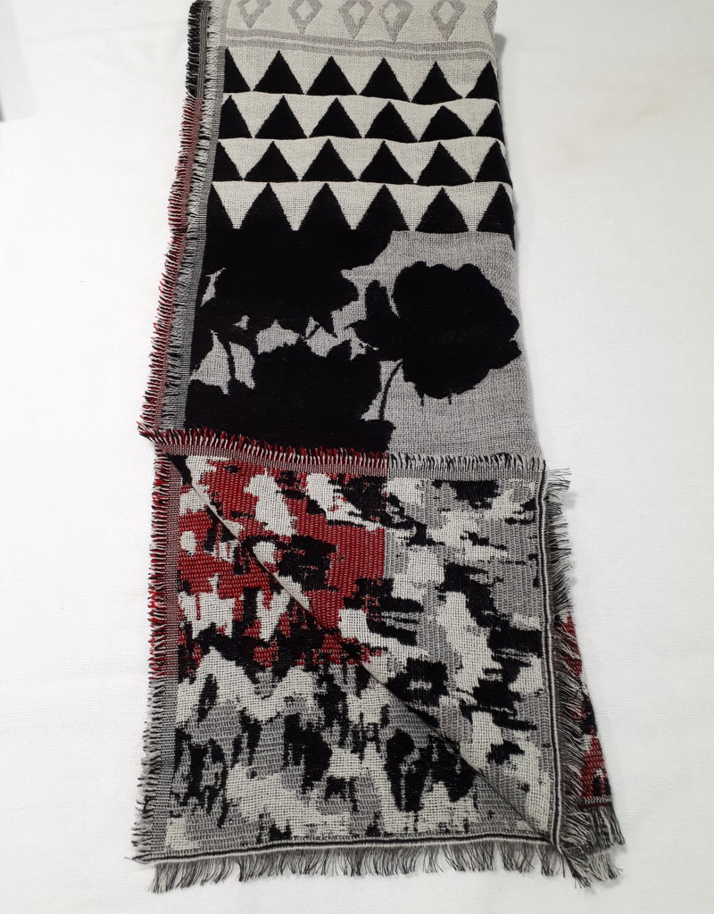 About accessories Women's scarf with Pattern 70 x 180 cm