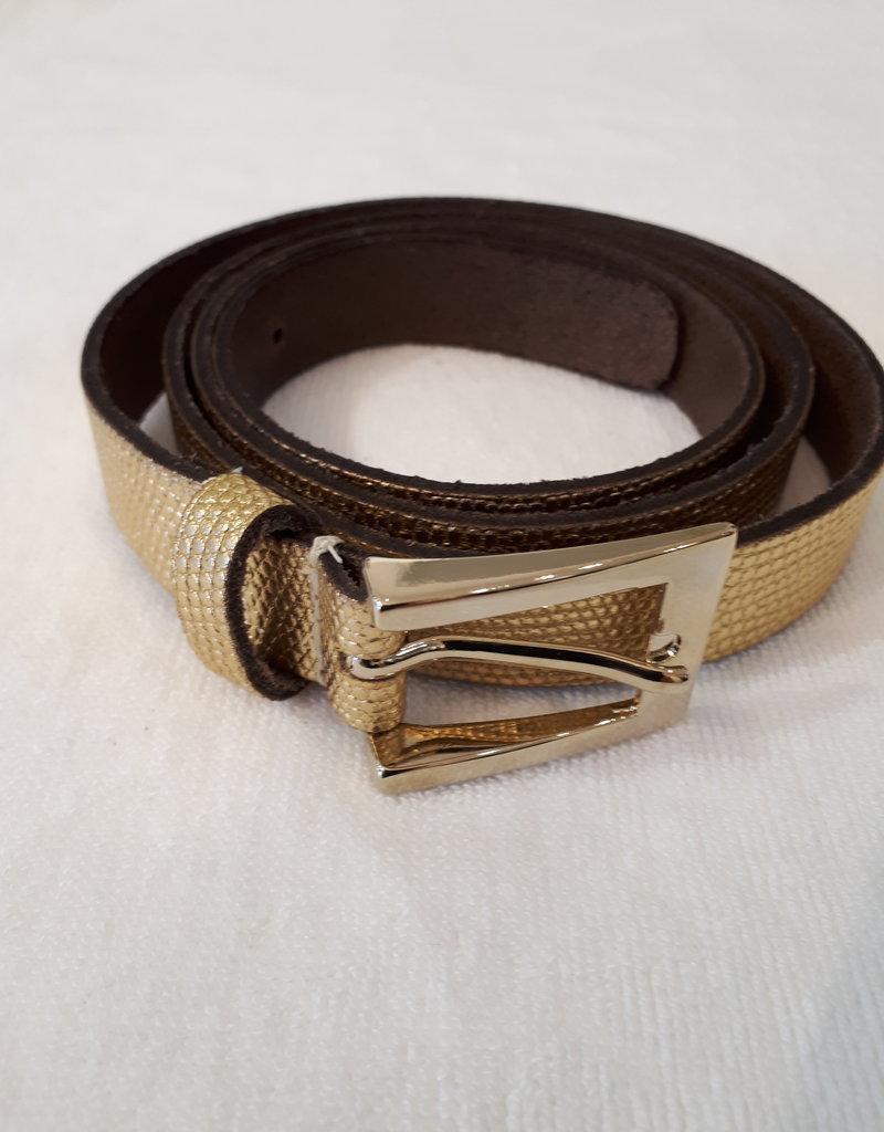 About accessories Riem Goudkleurig