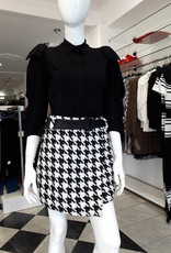 Miss Miss Going to Mini Skirt with Wrap CFC0042493004