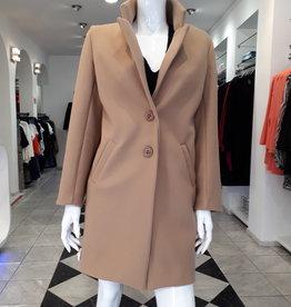 Miss Miss Coat Cappotto Camel CFC004249004