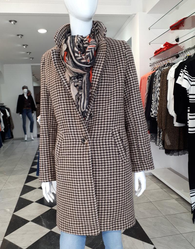 Miss Miss Coat Cappotto Beige CFC0042471004