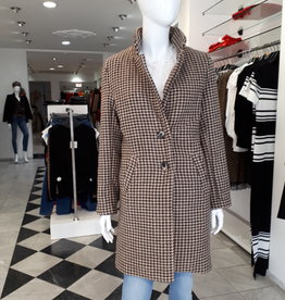 Miss Miss Coat Cappotto Beige CFC0042471004