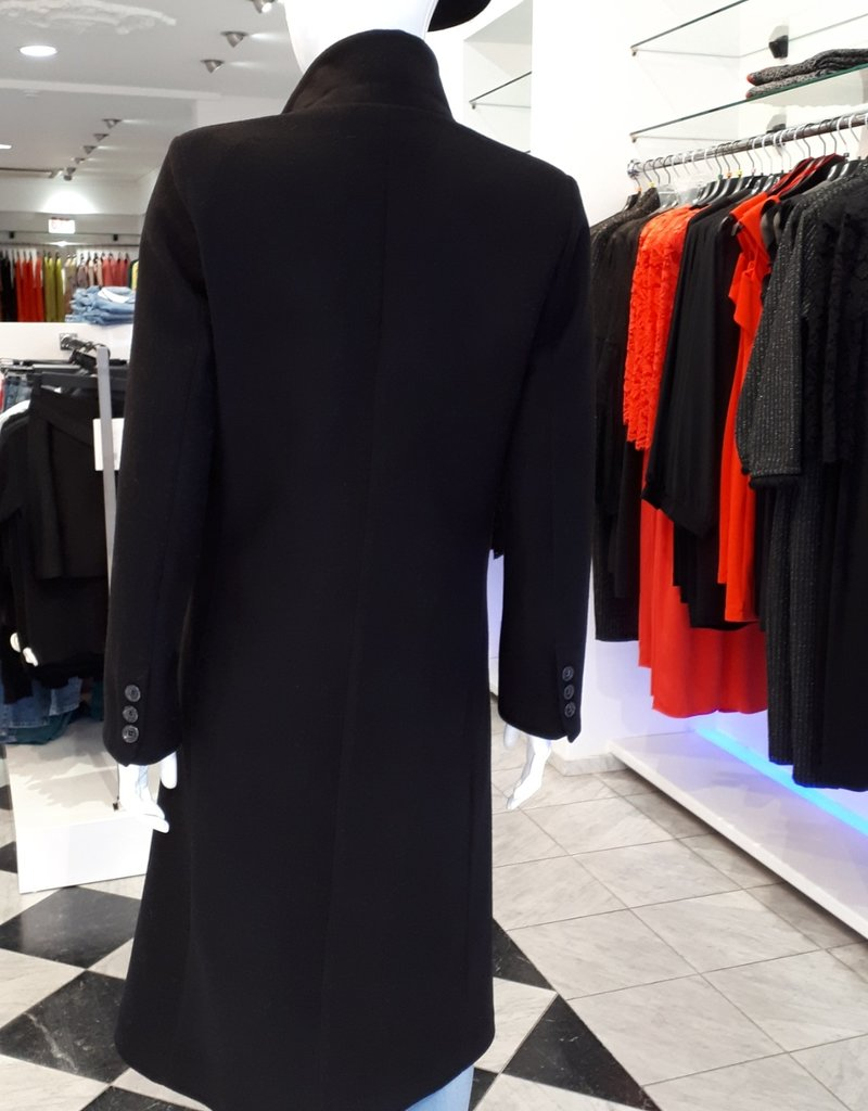 Miss Miss Coat Black CFC0042174004