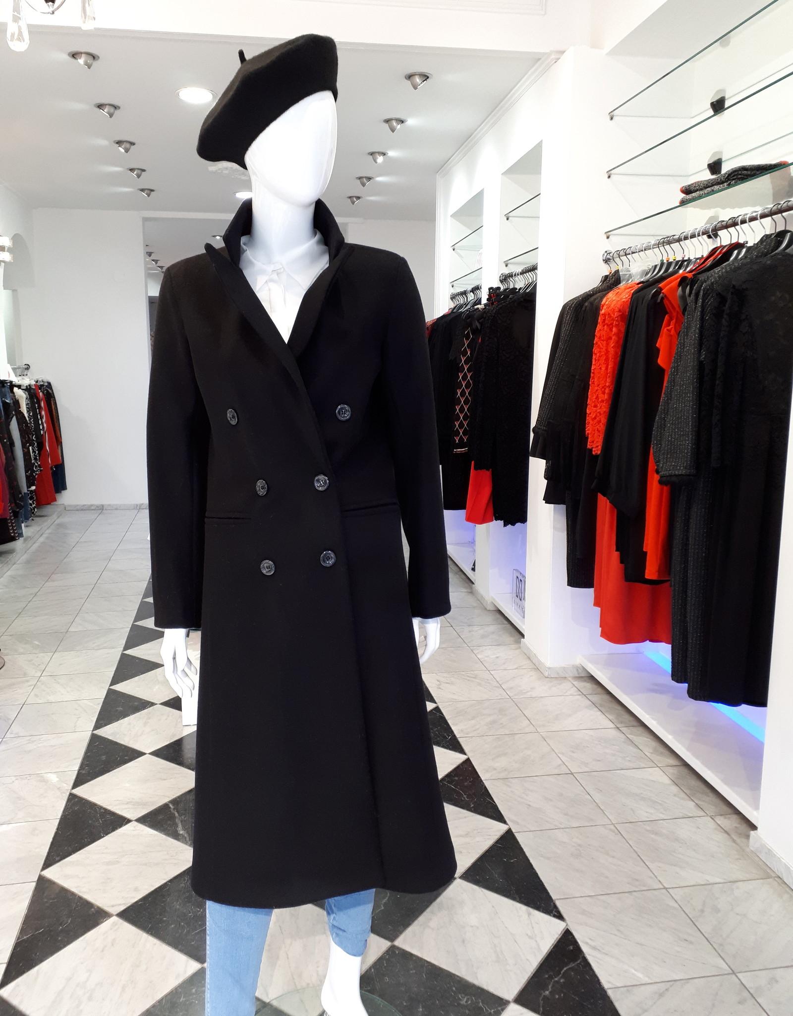Miss Miss Coat Black CFC0042174004