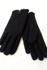 About accessories Handschoenen Zwart Touchscreen One Size