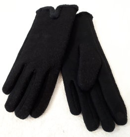 About accessories Gloves Black Touchscreen One Size