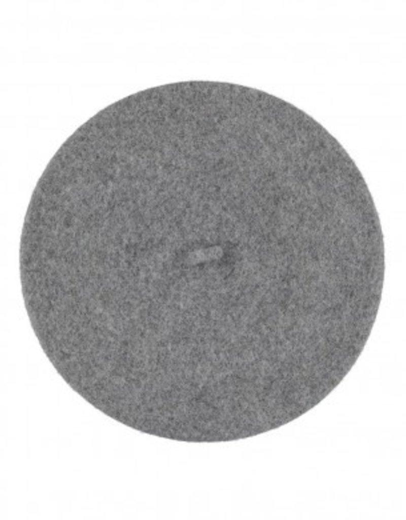 About accessories Cap Beret Gray 57 cm