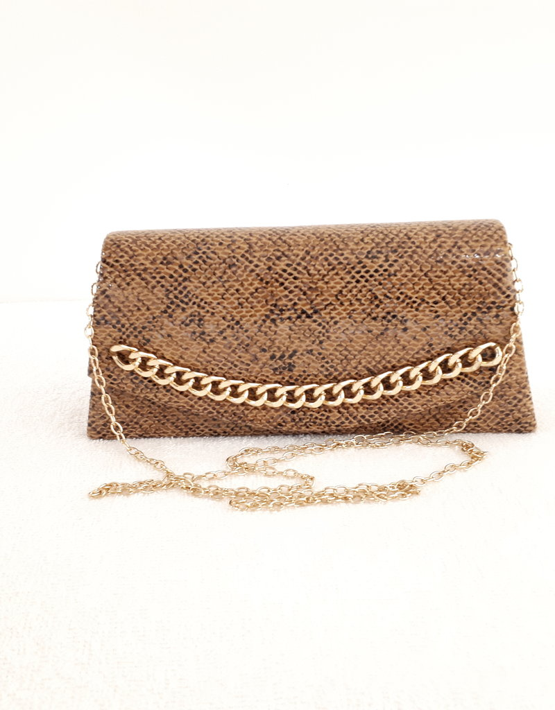 About accessories Ladies Bag Tiger print