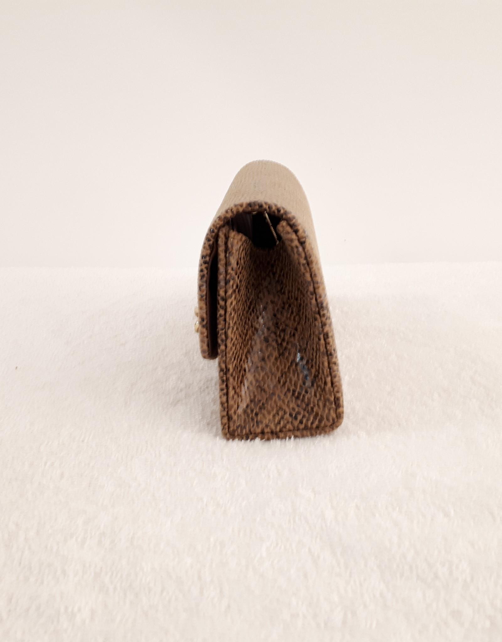 About accessories Tas Tijgerprint