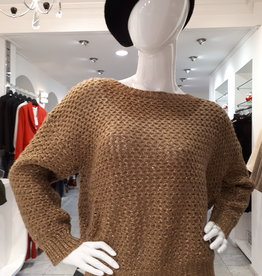 Ziggy Hazelnut sweater