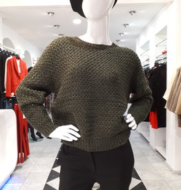 Ziggy Sweater Green
