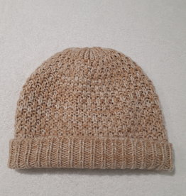 About accessories Ladies Knitted Hat Beige