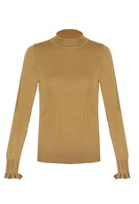C&S  Sweater Ocher yellow