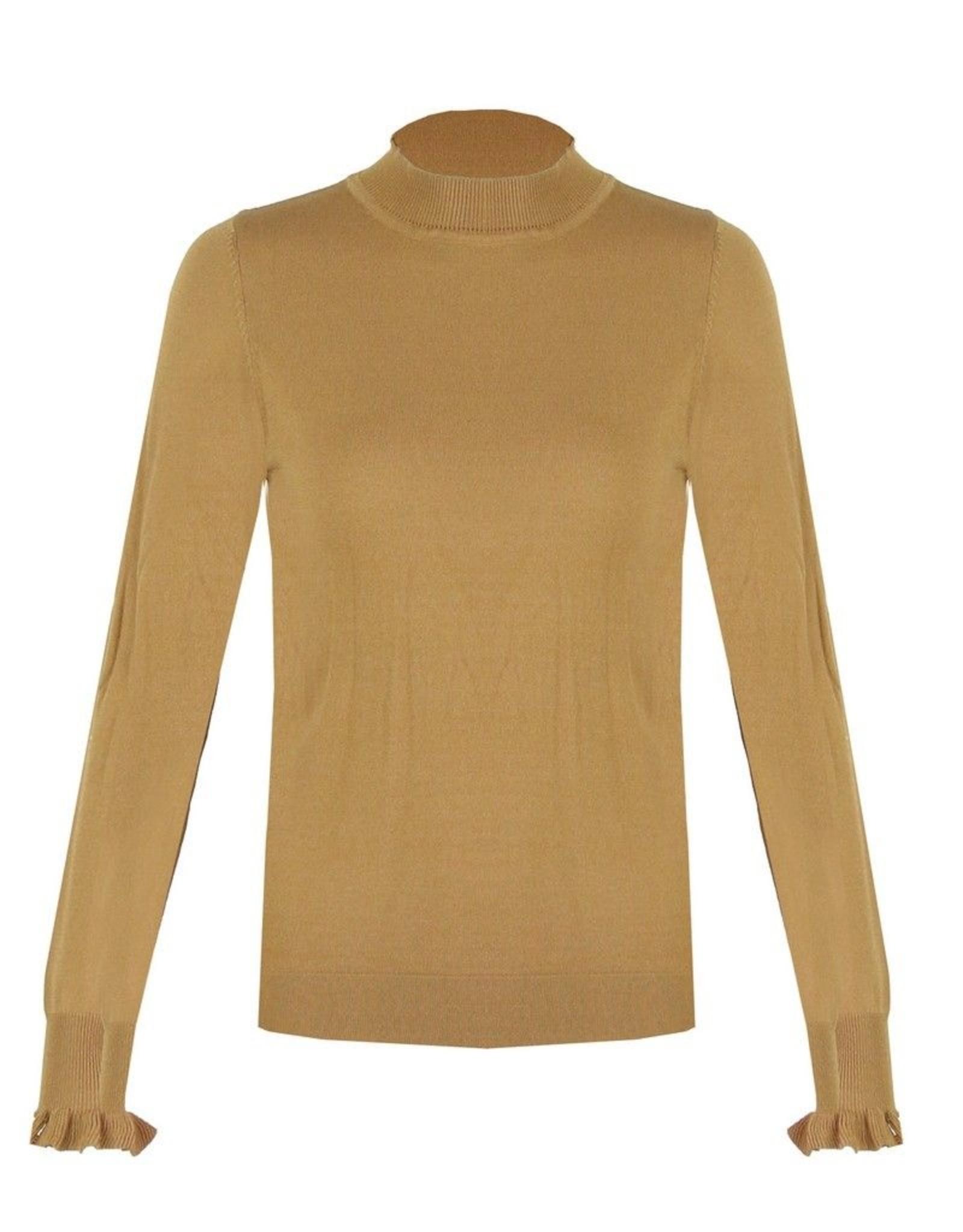 C&S  Sweater Ocher yellow