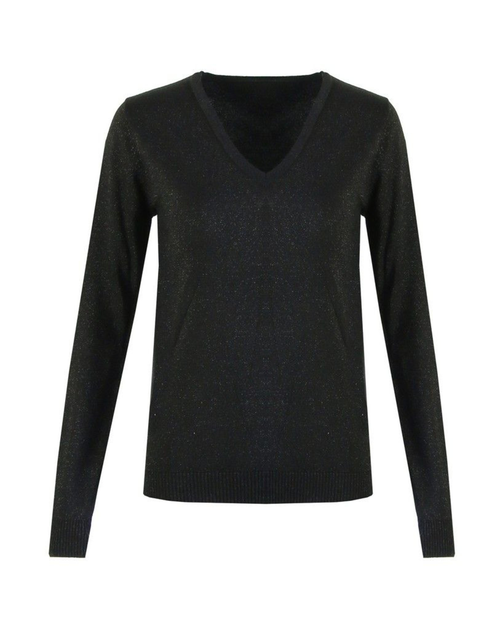 David & Alex  Sweater Black with glitter