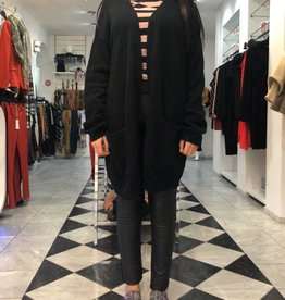 C&S Cardigan Black