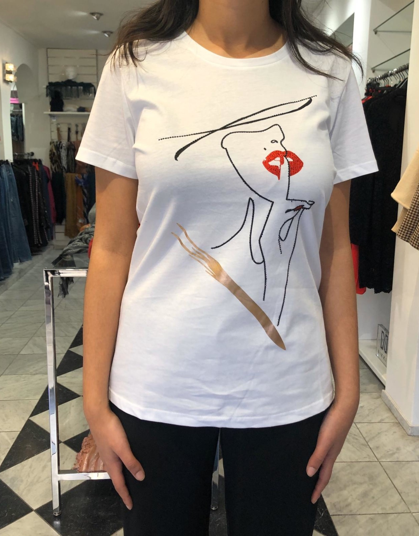 XT Studio T-Shirt 20SS308