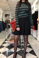 C&S Skirt Black